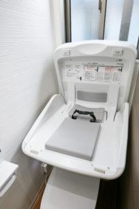 おむつ交換台千葉県市川市大和田2-13-24ペア歯科医院市川診療所